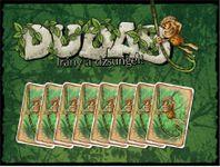 Board Game: Dudab: Irány a dzsungel!