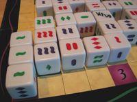 Board Game: Set Cubed