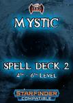 RPG Item: Mystic Spell Deck 2 (4th: 6th)