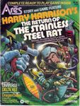 Board Game: The Return of the Stainless Steel Rat