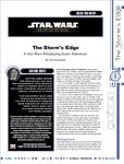 RPG Item: The Storm's Edge