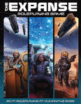 RPG Item: The Expanse Roleplaying Game
