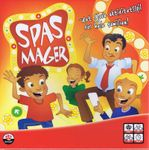 Board Game: Spas-mager