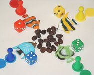 Board Game: Poisson d'Avril