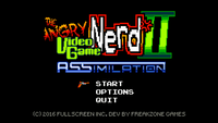 Video Game: Angry Video Game Nerd II: ASSimilation