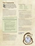 RPG Item: The TimeKeeper