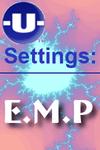 RPG Item: -U- Settings: E.M.P.
