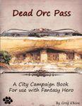 RPG Item: Dead Orc Pass