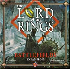 The Lord of the Rings: Battlefields Cover Artwork