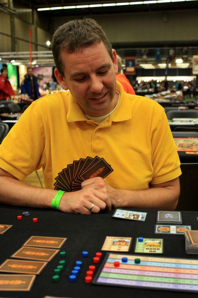Board Game: Rattus Cartus