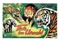 Board Game: Jungle