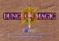 Video Game: Dungeon Magic