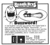 Video Game: Buzzword