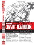 RPG Item: Covert Teamwork