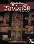 RPG Item: Realistic Maps: Desert of Desolation