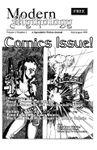 Issue: Modern Mythology (Volume 1, Number 3 - Jul/Aug 1993)