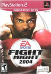 Video Game: Fight Night 2004