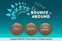 Video Game: Spikey's Bounce Around