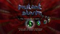 Video Game: Mutant Storm Reloaded
