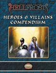 RPG Item: Hellfrost: Heroes & Villains