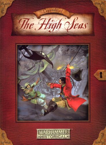 Board Game: Legends of the High Seas