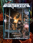 RPG Item: Shatterzone Classic Reprint PDF (with card deck)