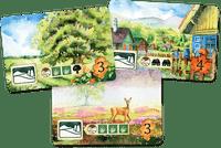 Meadow, Rebel Studio, 2021 — sample cards (image…