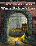 RPG Item: Battlemaps Lairs: White Dragon's Lair