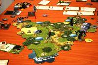 Board Game: Mage Knight Board Game