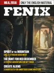 Issue: Fenix (No. 6,  2016 - English only)