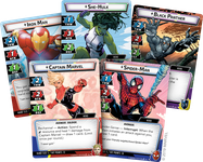 Board Game: Marvel Champions: The Card Game