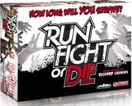 Board Game: Run, Fight, or Die!