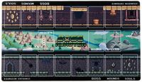 Board Game Accessory: Boss Monster: The Playmat