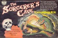 Board Game: The Sorcerer's Cave Extension Kit