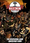 RPG Item: Maximum Apocalypse the Roleplaying Game Quickstart Guide