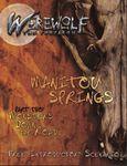 RPG Item: Manitou Springs Part 2: Monsters Down the Road