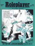 Issue: Roleplayer (Issue 26 - Oct 1991)