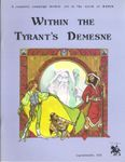 RPG Item: Within the Tyrant's Demesne