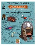 RPG Item: Gaz F09: The Free City of Oceansend