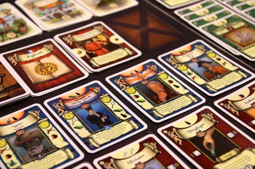 Board Game: Puerto Diablo