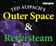 Board Game: Age of Steam Expansion: Outer Space & Reversteam
