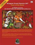 RPG Item: DCC #047: Tears of the Genie