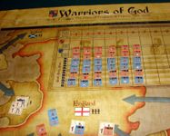 Board Game: Warriors of God: War by Proxy