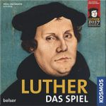Board Game: Luther: Das Spiel
