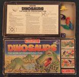 Board Game: Revenge of the Dinosaurs