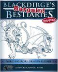 RPG Item: Hybrid Horrors: Dragon-Blooded