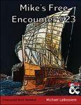 RPG Item: Mike's Free Encounters #23: Frostcursed River Diamond