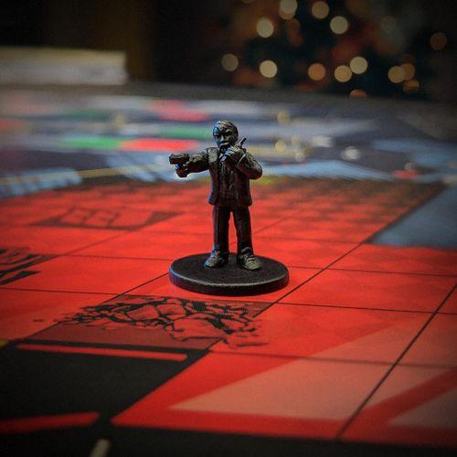 Board Game: Die Hard: The Nakatomi Heist Board Game