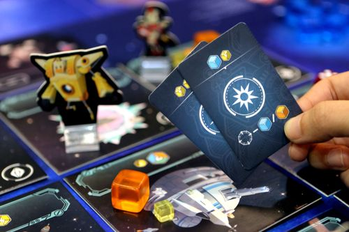Board Game: Planet Defenders