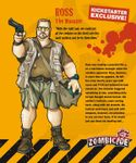 Board Game: Zombicide Survivor: Ross